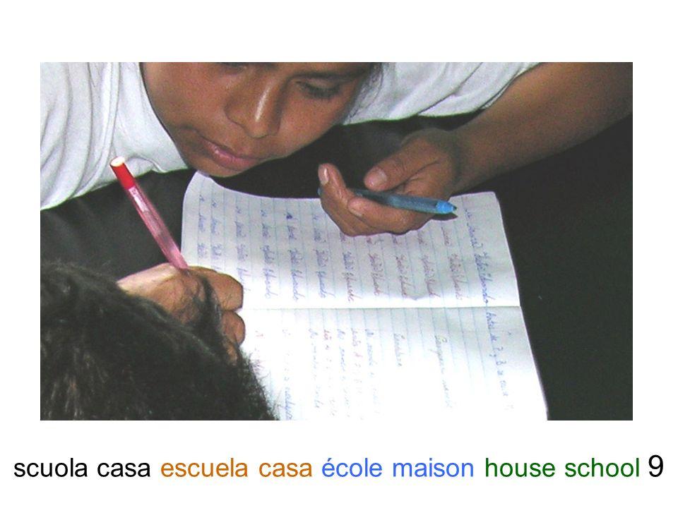 scuola casa escuela casa école maison house school 9