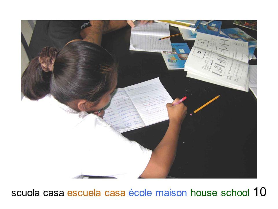 scuola casa escuela casa école maison house school 10