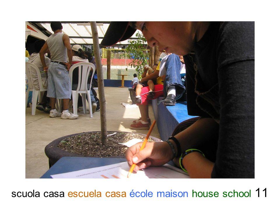scuola casa escuela casa école maison house school 11