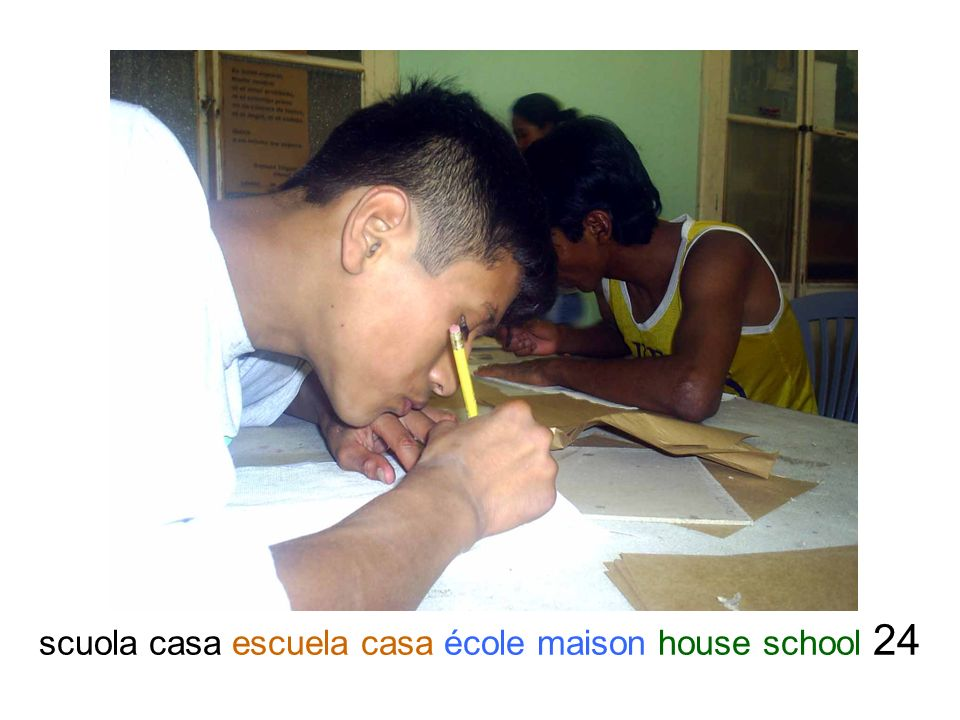 scuola casa escuela casa école maison house school 24