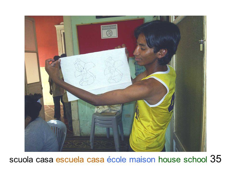 scuola casa escuela casa école maison house school 35