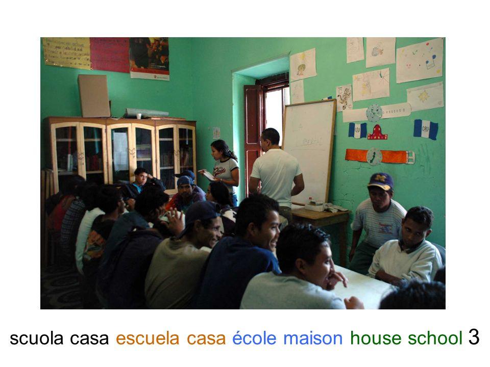 scuola casa escuela casa école maison house school 3