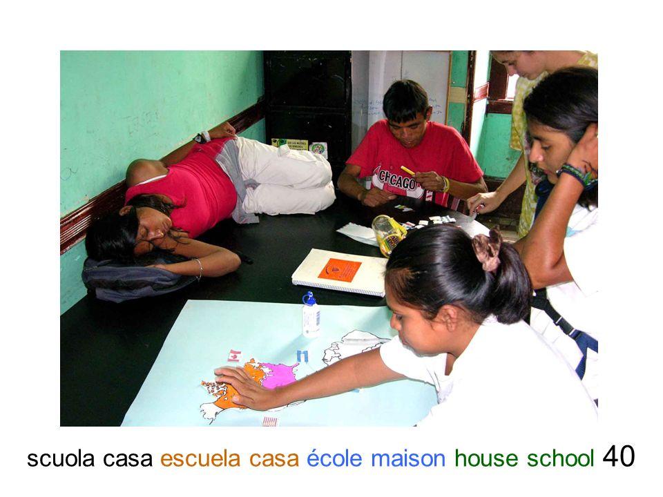 scuola casa escuela casa école maison house school 40