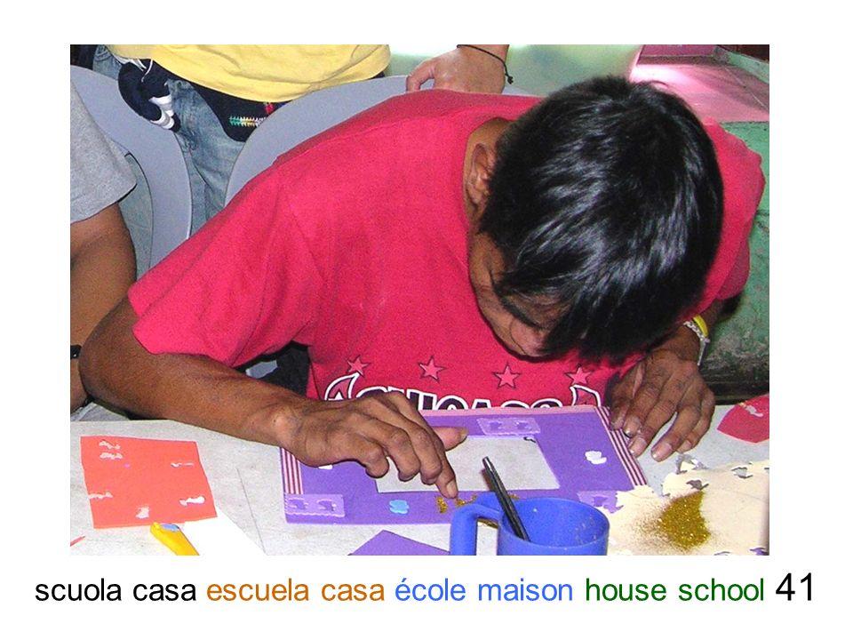 scuola casa escuela casa école maison house school 41