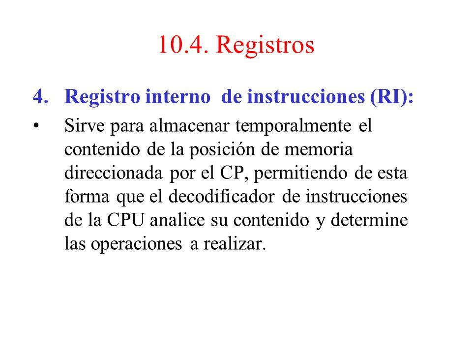 3.Registro de estado (SR) flags: Contiene una serie de bits que informan sobre diferentes estados en la CPU después de una operación aritmética o lógi