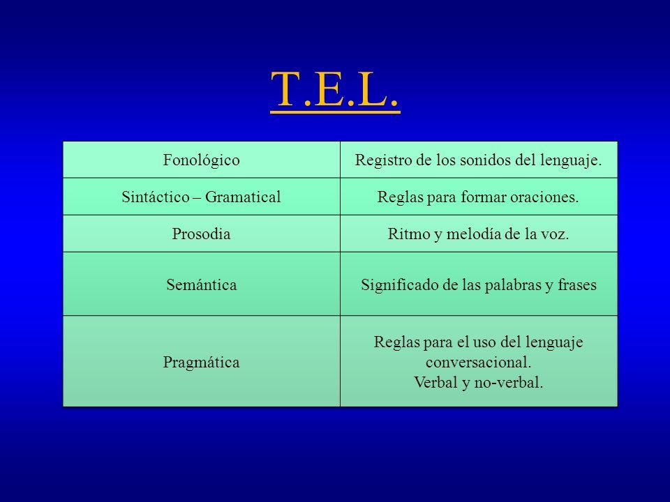 T.E.L.