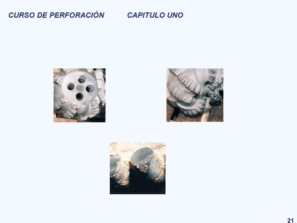 21 CURSO DE PERFORACIÓN CAPITULO UNO