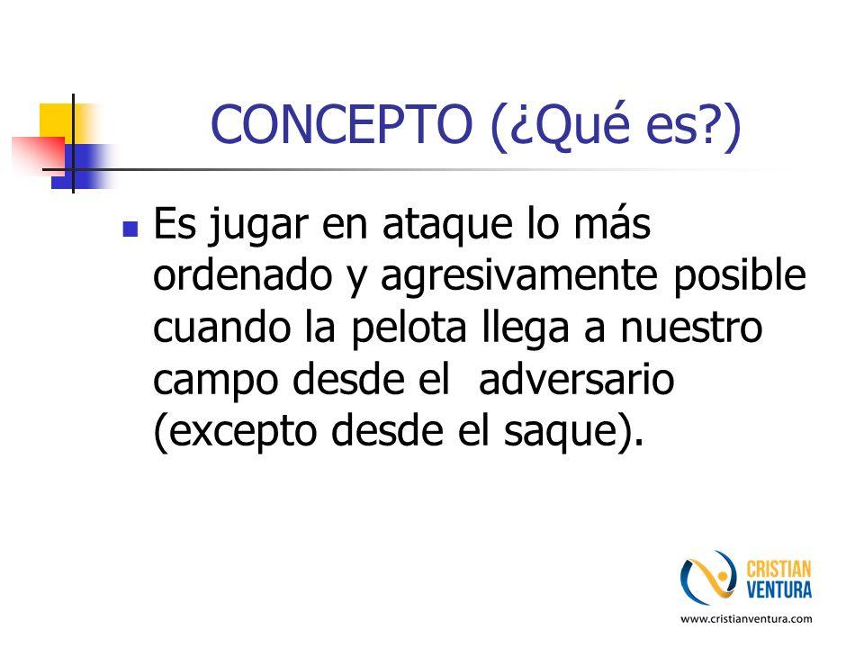 CARACTERÍSTICAS GENERALES Presenta infinidad de variables (espontáneo).