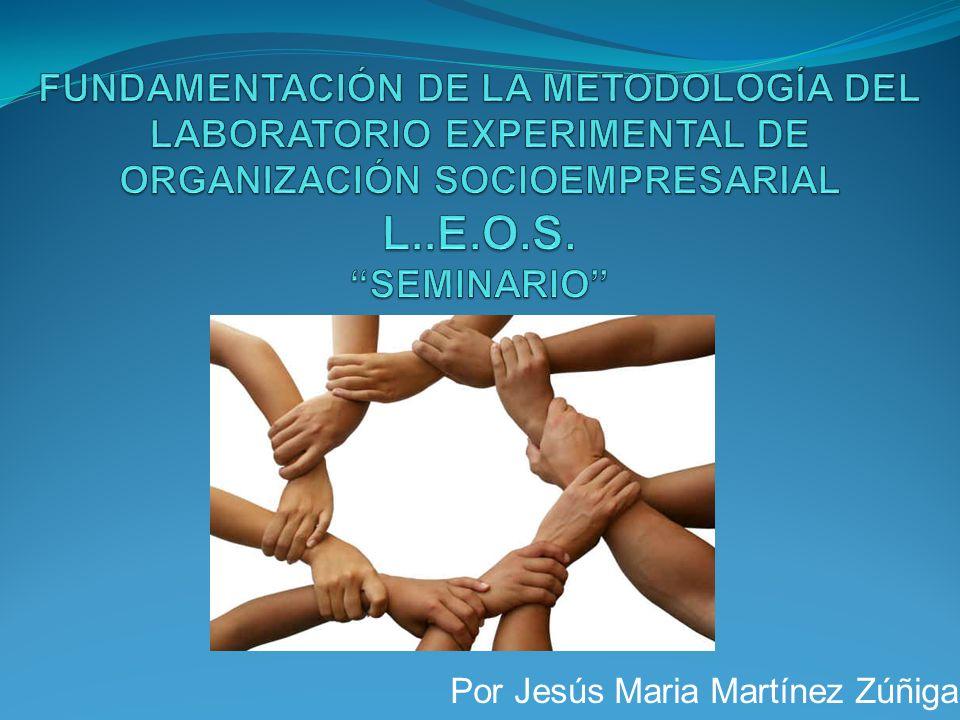 LABORATORIO EXPERIMENTAL ORGANIZACIÓN SOCIOEMPRESARIAL