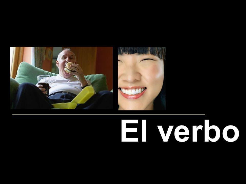 VOZ PASIVA El sujeto recibe la acción del verbo, es un sujeto paciente.