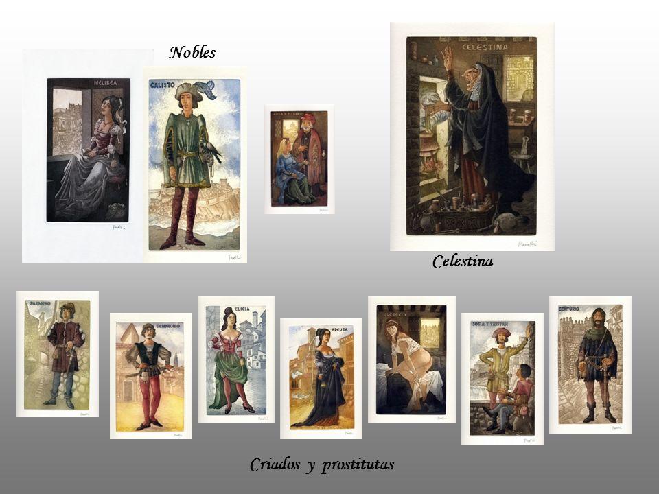 Celestina Criados y prostitutas Nobles