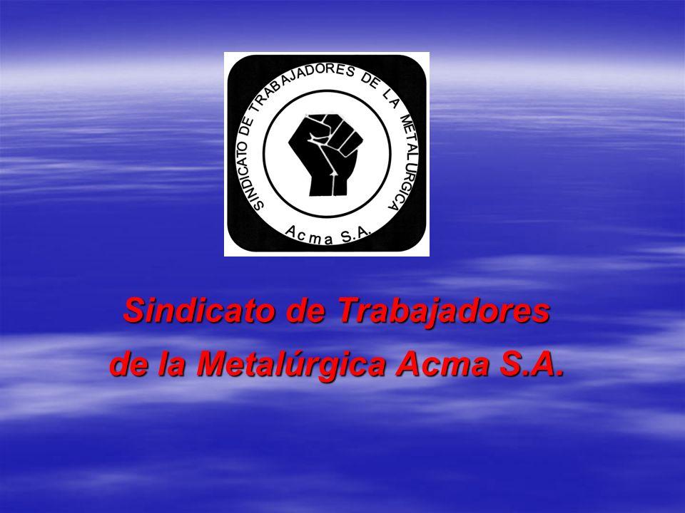Sindicato de Trabajadores de la Metalúrgica Acma S.A.