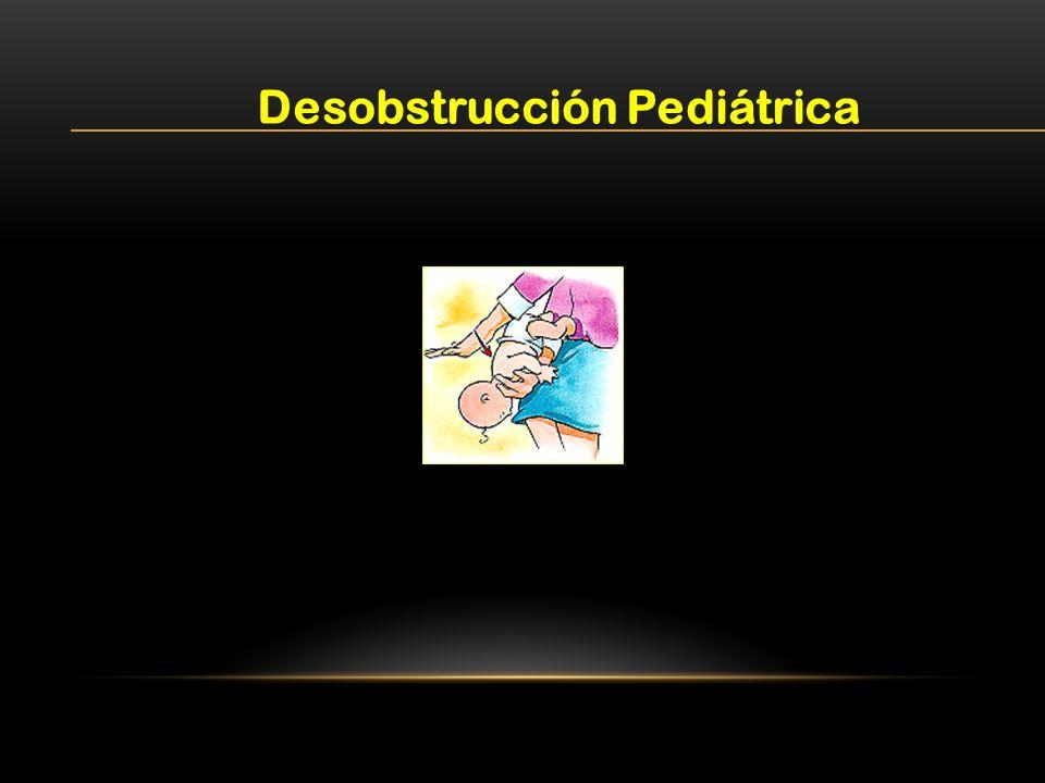 Desobstrucción Pediátrica