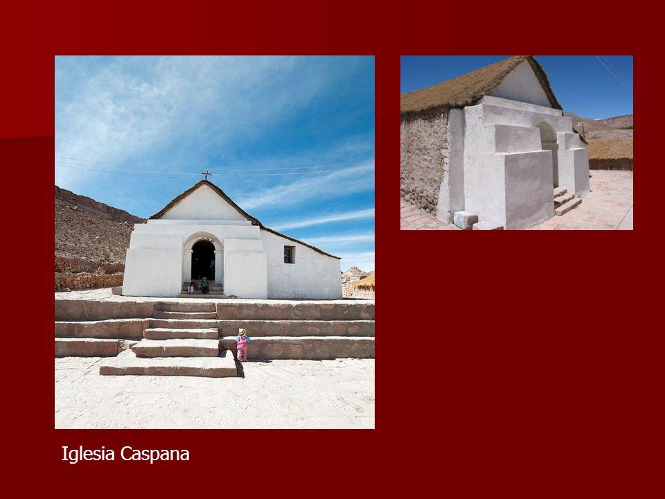 Iglesia Caspana