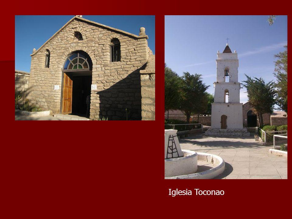 Iglesia Toconao