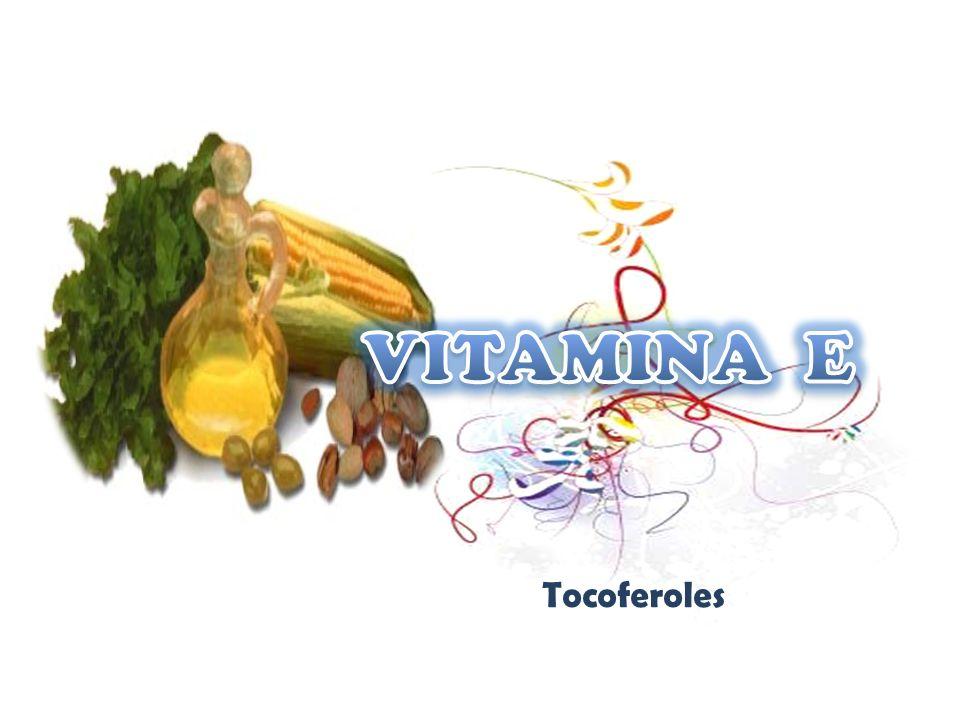 Tocoferoles