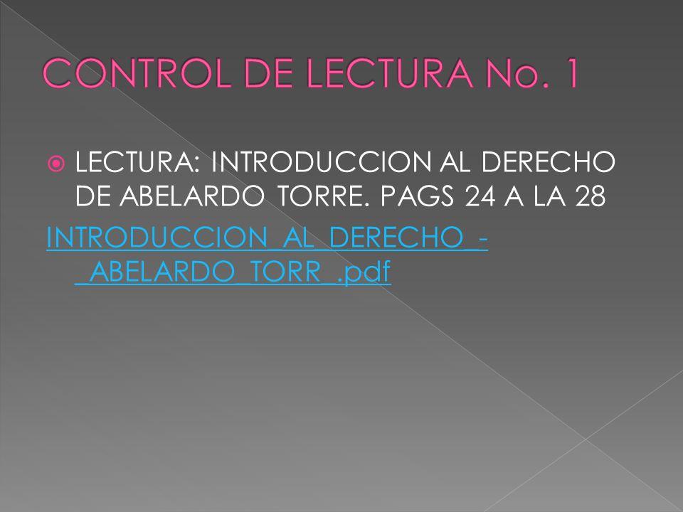 LECTURA: INTRODUCCION AL DERECHO DE ABELARDO TORRE. PAGS 24 A LA 28 INTRODUCCION_AL_DERECHO_- _ABELARDO_TORR_.pdf