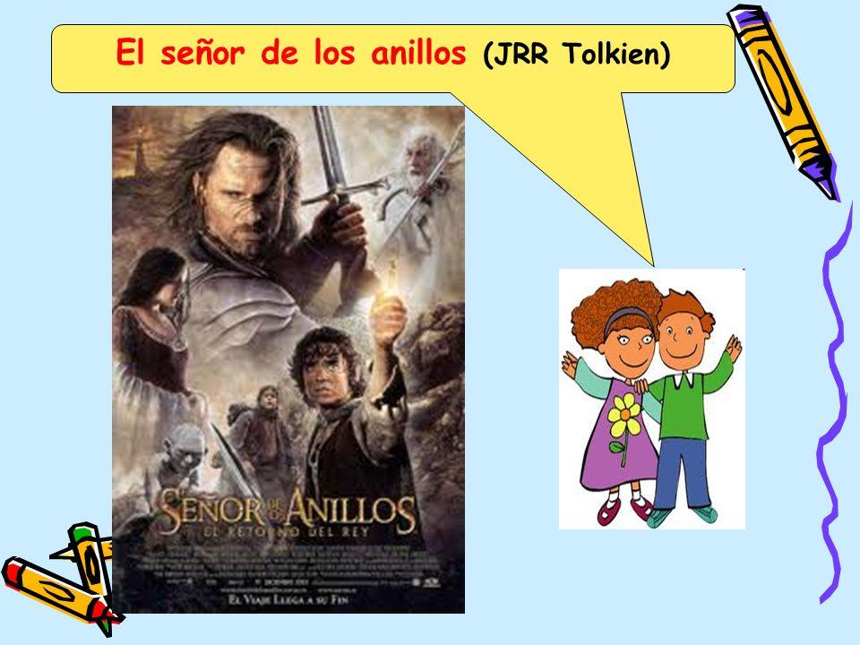 El señor de los anillos (JRR Tolkien)