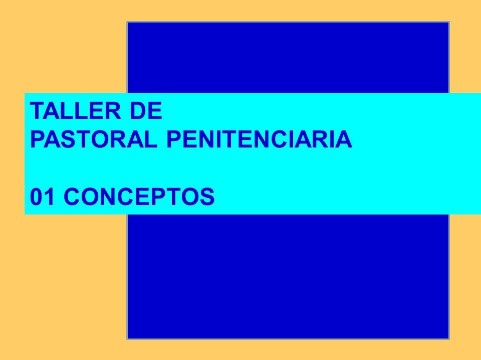 4.- OBJETIVOS ESPECÍFICOS 4.1 Evangelizar anunciando la Buena Nueva de Jesús y promoviendo la instauración del Reino de Dios en el mundo penitenciario.
