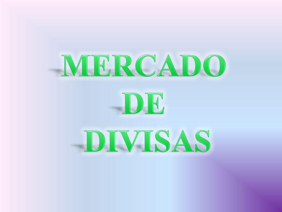 1.CLASIFICACIÓN DE LOS PARTICIPANTES EMPRESAS INDUSTRIALES Y COMERCIALES BANCOS COMERCIALES Y BANCOS DE INVERSIÓN BROKERS AGENCIAS GUBERNAMENTALES BANCO CENTRAL 2.ACTORES DEL MERCADO HEDGERS ESPECULADORES ARBITRADORES