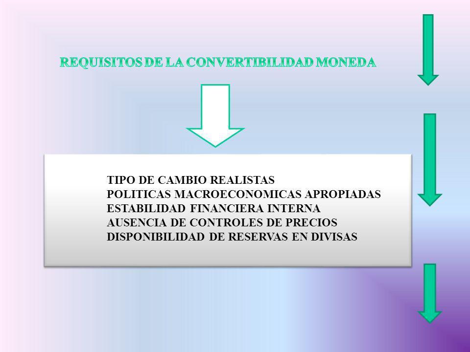 2.TIPO DE CAMBIO DE COTIZACIÓN INDIRECTA 1 US$ = $ 545 LA UNIDAD QUE SE MODIFICA NO ES LA MONEDA LOCAL SINO LA EXTRANJERA.