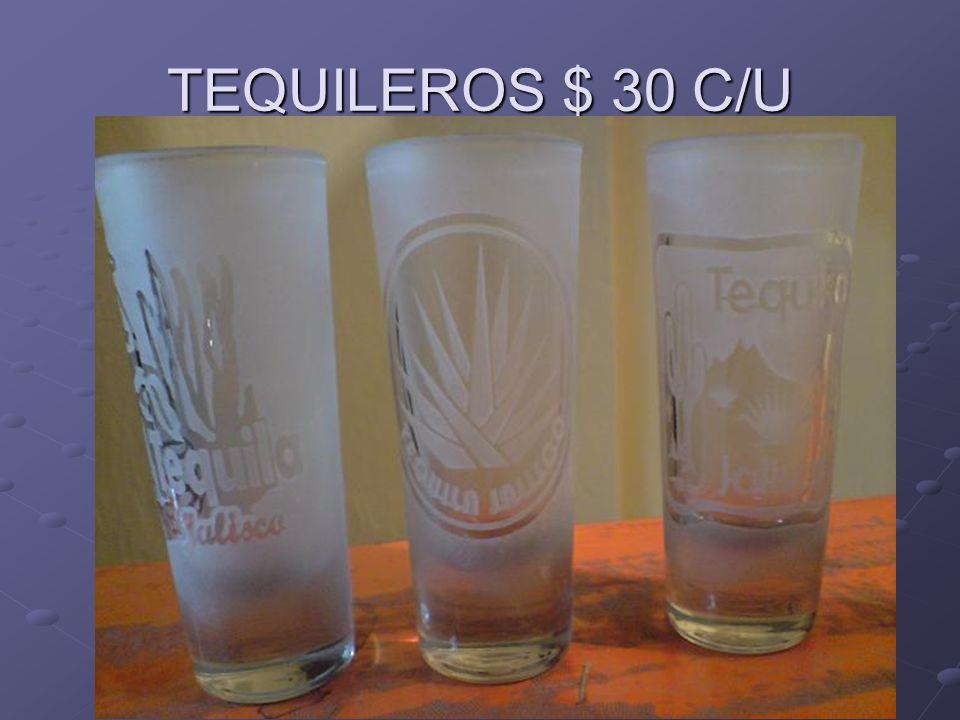 LICORERA DE 2 COPAS $ 80 (Diversos Equipos)