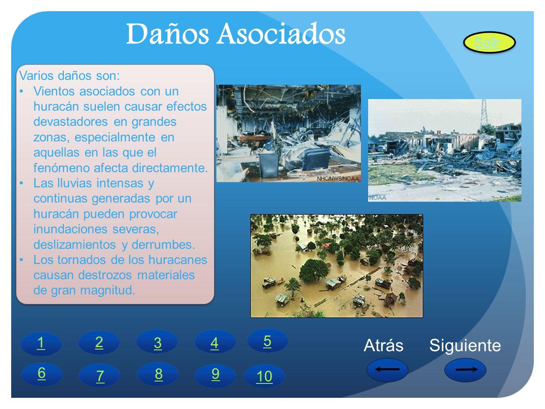 Huracanes Llegamos al final de esta lección relacionada con el tema del ciclo del agua.