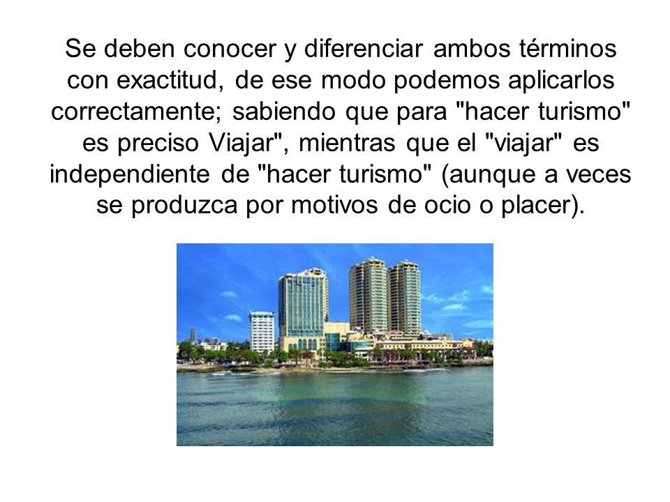 Por otro lado, hemos de tener en cuenta que el turismo influye en tres áreas muy importantes: Economía.