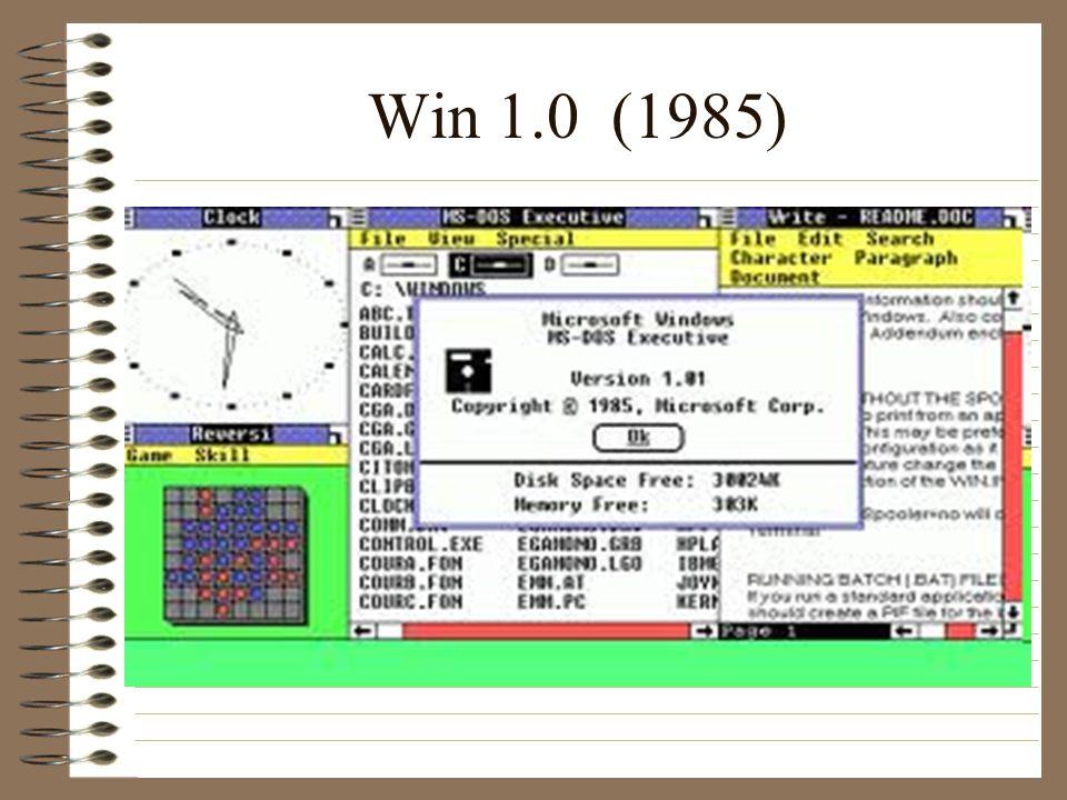 Win 1.0 (1985)