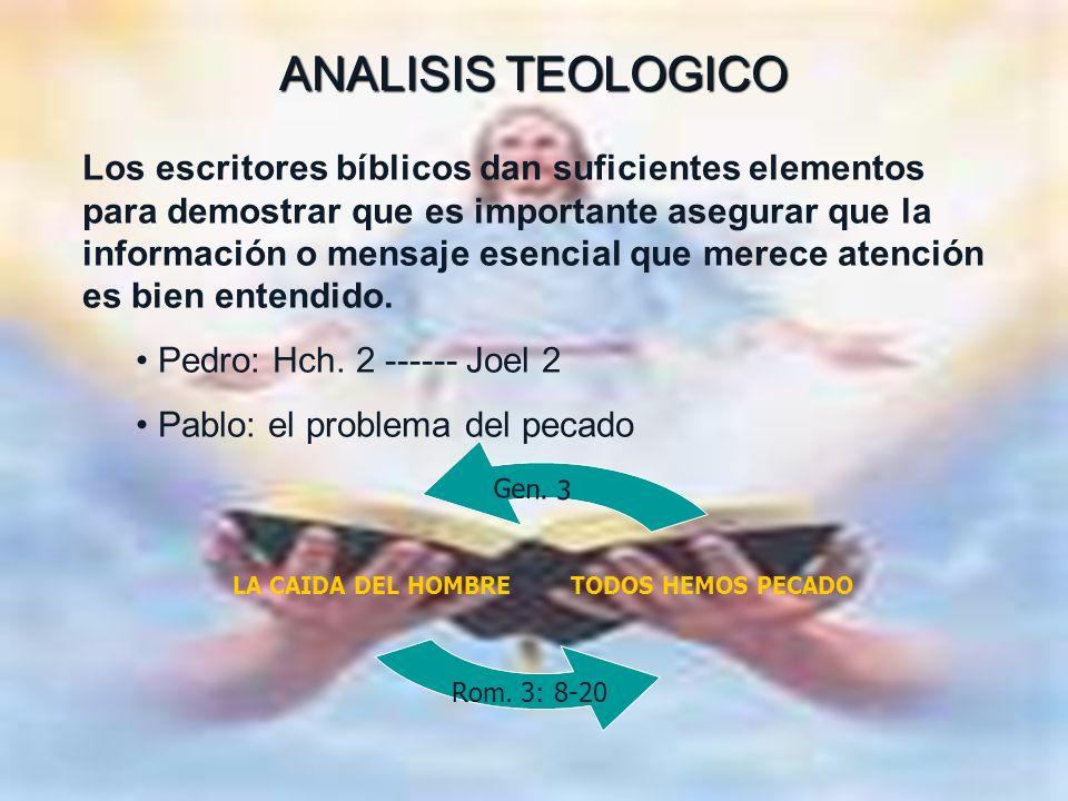 Hermenéutica23 ANALISIS VERSICULO POR VERSICULO El objetivo del estudiante bíblico es de llegar a la significación sin ambigüedad ni anexiones. Se deb