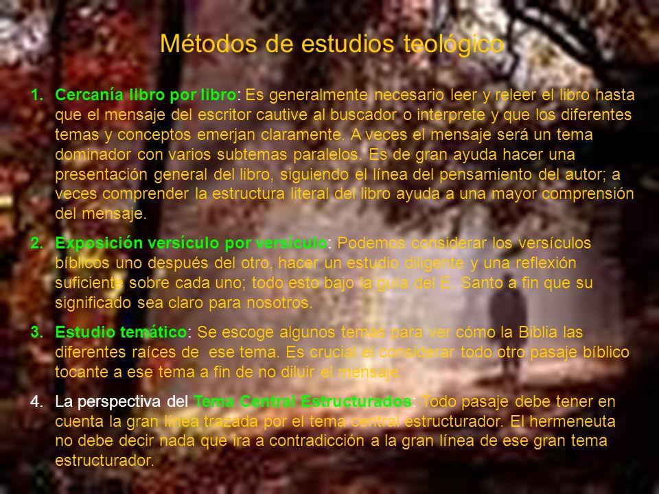 Hermenéutica24 ANALISIS TEOLOGICO Los escritores bíblicos dan suficientes elementos para demostrar que es importante asegurar que la información o men