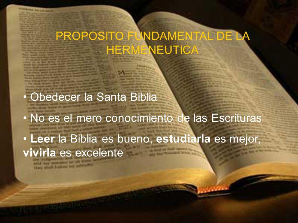 Hermenéutica6 FASES DE INTERPRETACION. Escudriñamos las Sagradas Escrituras para : OBSERVAR: la Palabra de Dios para conocer lo que dice ¿qué dice? OB