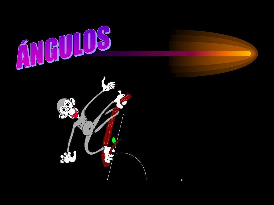 ANGULO: Es la abertura formada por dos rayos (lados) que parten de un punto común llamado vértice Vértice