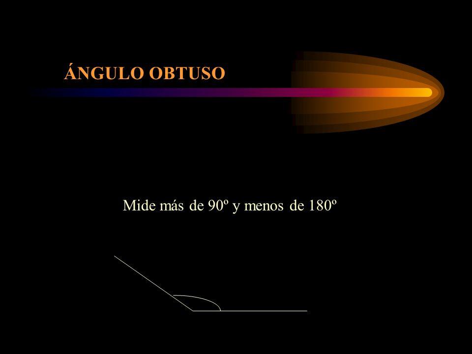 12 3 7 65 4 8 L M L // M ÁNGULOS ENTRE PARALELAS Ángulos Alternos Internos < 3 y < 6 < 4 y < 5
