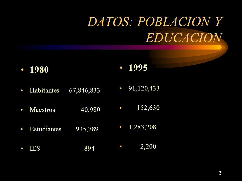 4 MEXICO HA CAMBIADO La sociedad urbana tiene más escolaridad Menor población rural Crecimiento demográfico menor La economía depende 70% de los servicios La computadora: herramienta común Hay mayor democracia política Tenemos más Méxicos dentro del mismo