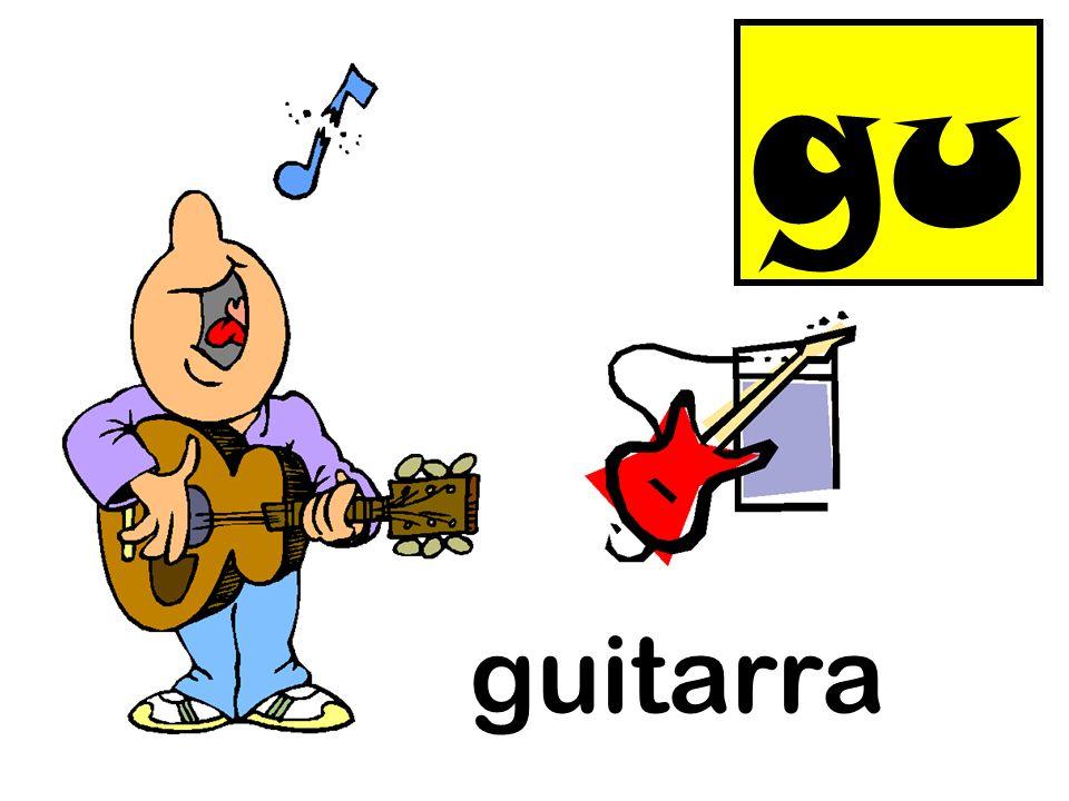gu guitarra