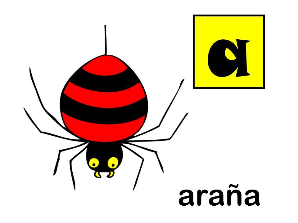 a araña