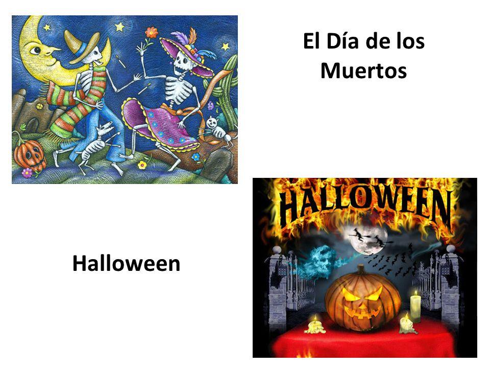 El Día de los Muertos Halloween