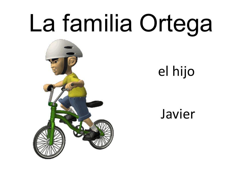 la madre Señora Ortega