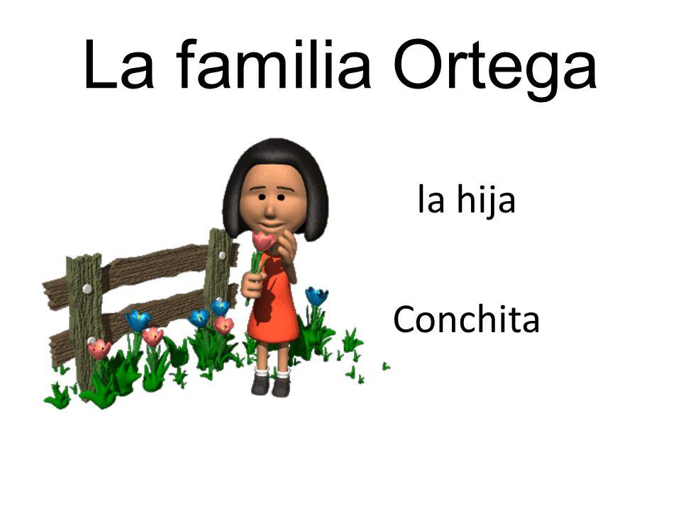 El Sr. Ortega tira del nabo pero no sale. Tira y tira y tira pero no sale. Es demasiado grande.