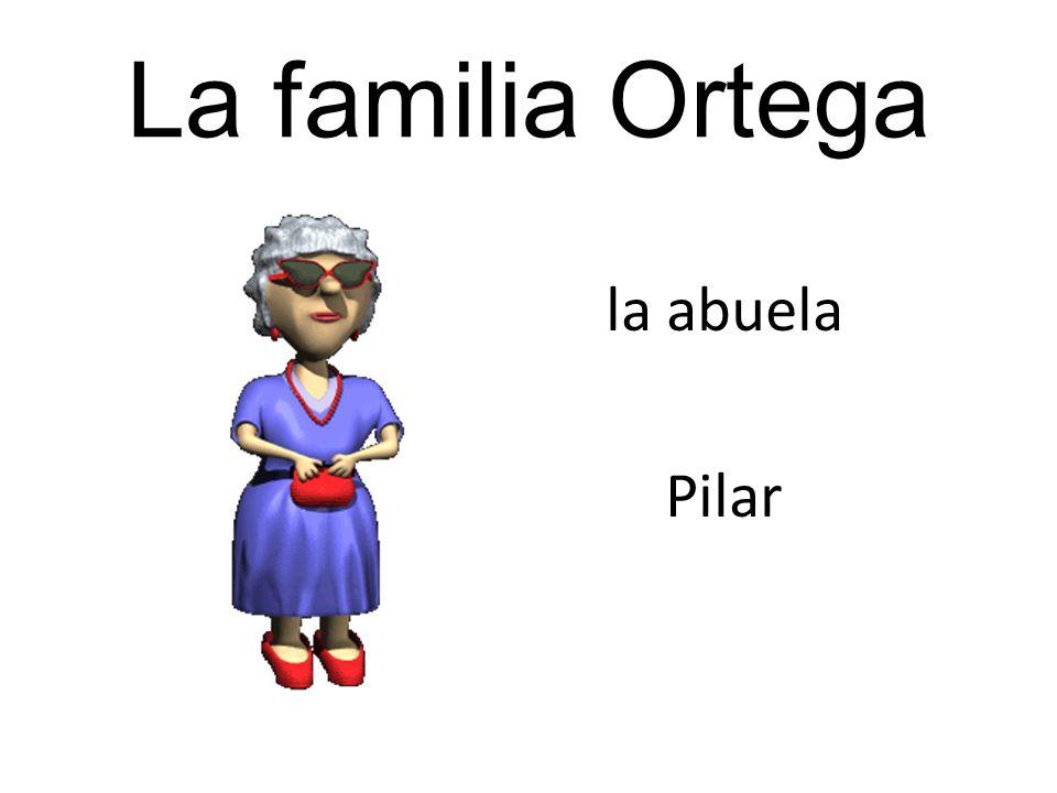 la abuela Pilar