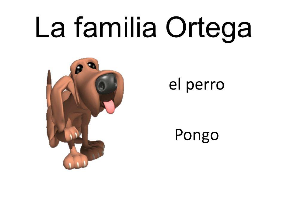 el perro Pongo