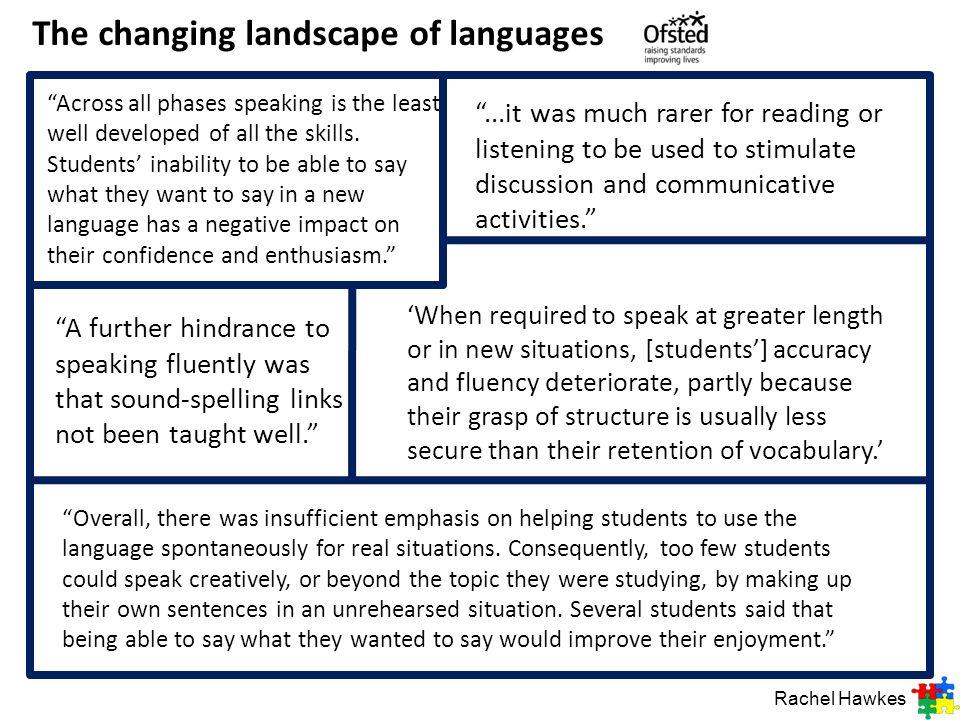 Idea 12 SAY SOMETHING ELSE Rachel Hawkes 12 Manipulating language (Sentence-building, creativity, improvisation)