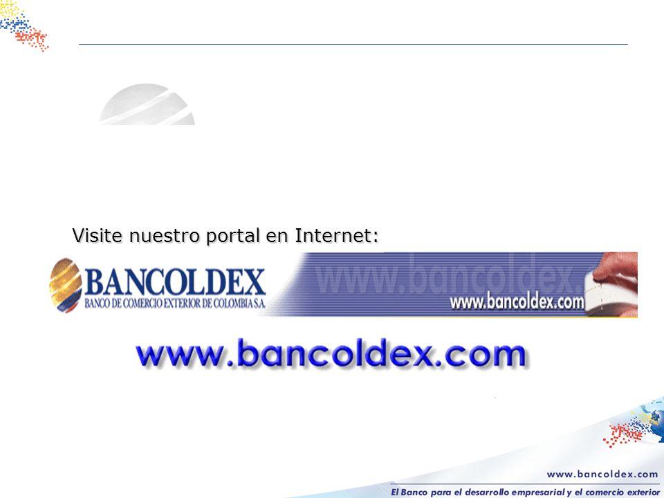 Visite nuestro portal en Internet: