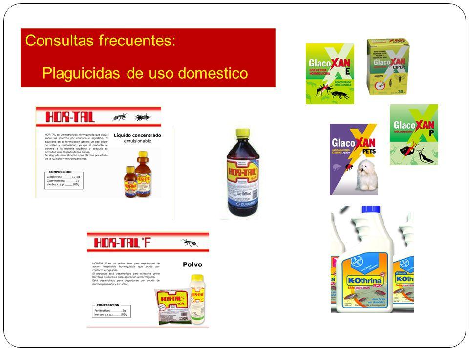 Clorpirifos3,5 gr Cipermetrina0,5 gr Excipientes csp 100ml ¡Mayor concentracion!Plaguicidas de uso agrícola Plaguicidas de uso veterinario