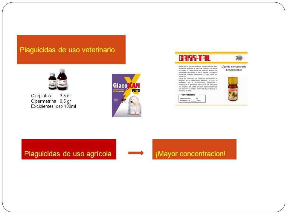 Mecanismo de acción: Acción cáustica sobre piel y mucosas Alta reactividad: genera radicales libres (Oxigeno dependiente) Peroxidación lipídica: alteraciones de la membrana celular.
