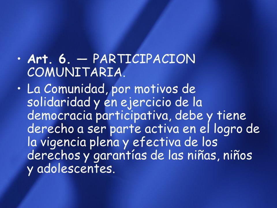 Apoyo normativo en la Argentina. La ley 26.061