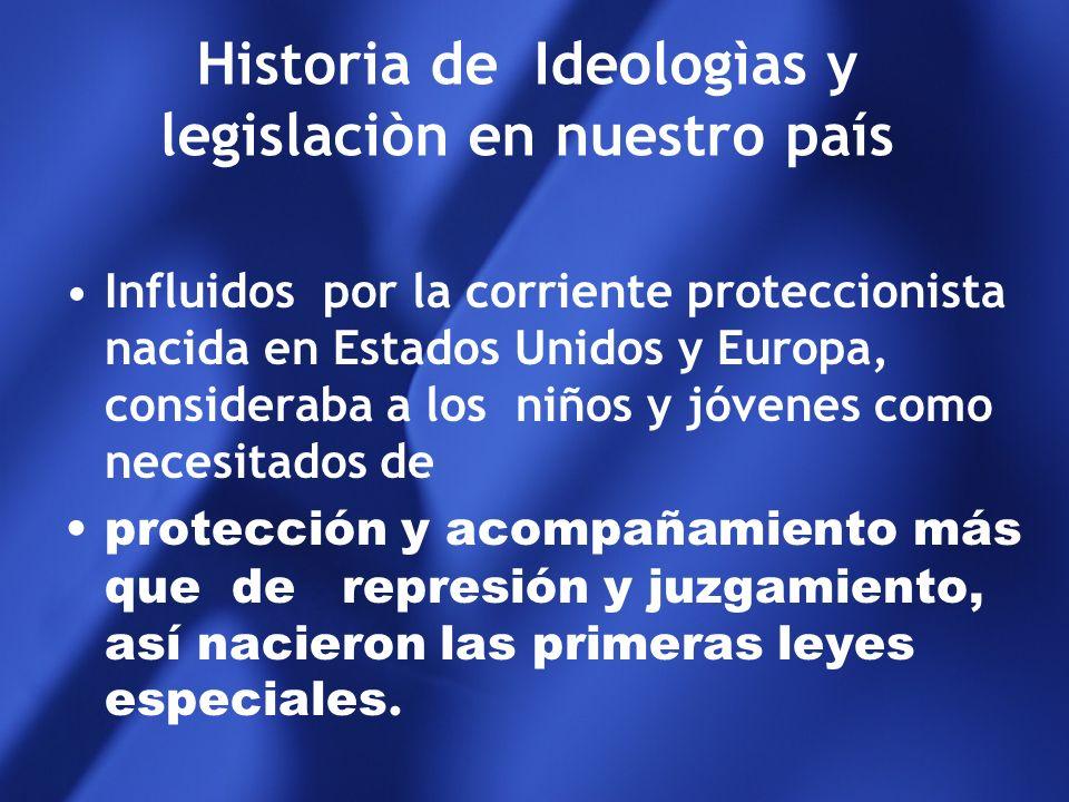 LEY 6.354 JUSTICIA PENAL DE MENORES