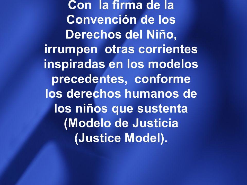 No suponía necesaria la intervención de otros órganos como el Fiscal y Abogado Defensor de Menores en los casos de intervención judicial respecto de i