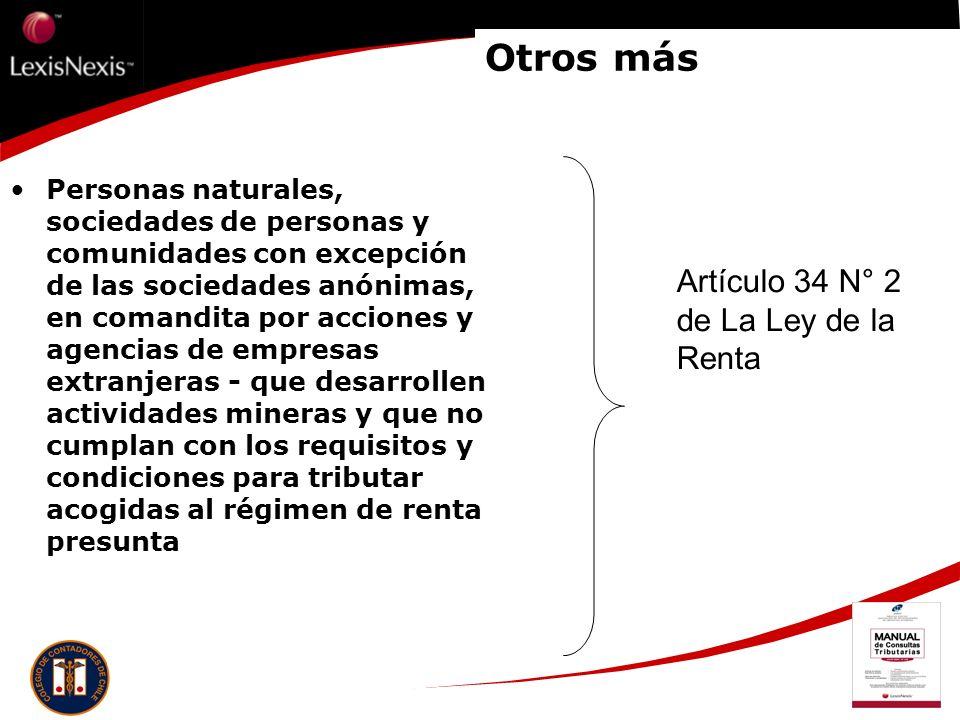 Ejemplos: MERCADERIA IMPORTADA Artículo a Corregir Precios Existentes en el Ejercicio Variaci ón aplicab le Costo de Reposi- ción Artículo A 8/8/0514/05/052/3/05 4505205150450 Artículo B2/5/052/1/0531/12/04 515530550-11.5%456 Artículo C31/12/04 625-8.1%574